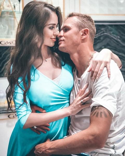 Анастасия и Дмитрий Тарасовы кажутся идеальной парой