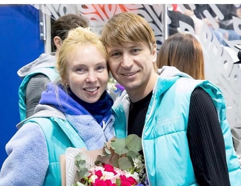 Татьяна Тотьмянина, Алексей Ягудин